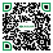 扫描关注网站建设微信公众账号